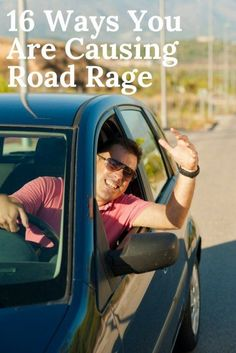 essay on road rage Ways You Are Causing Road Rage Safe Driving Tips, Home Beauty Tips, New Drivers, Road Rage, Anger Management, Traveling By Yourself, Psych, Advice, Physiology