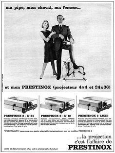 Publicité Prestinox 1965