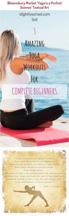 Beginner Yoga, Yoga For Beginners, Vinyasa Flow Sequence, Yoga Fitness, Evolution, Science, Workout, Day, Health