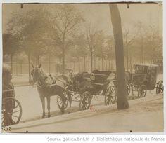 Boulevard d'Italie, 1898-1899