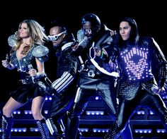 Black Eyed Peas- I want to see them in concert!!!!