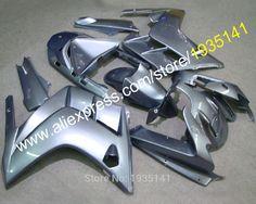 Hot Sales,Customized ABS Fairing For Yamaha FJR1300 2002 2003 2004 2005 2006 FJR 1300 02 03 04 05 06 Bodywork Motorcycle Fairing