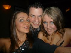 Laura, Matt & Angharad