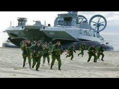 Морская пехота России.Раскрыты секретные документы российской армии