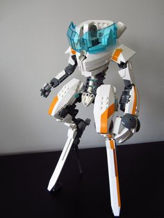 SiMo from the FPS-shooter and tower defense game Sanctum 2. One of my favourite… #mecha – https://www.pinterest.com/pin/467741111283372762/