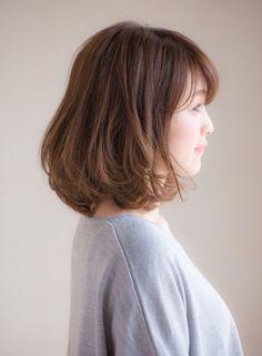 ふわっとまとまる春髪2016(髪型ミディアム)