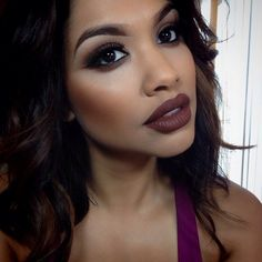 My next lipstick purchase will be this color. What is that? Mocha? Cocoa? Whatever color that is, it's beautiful.