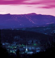 Stowe at night! Amazing picture, Amazing Place