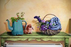 Un nou trend în decorarea casei – Picturile decorative