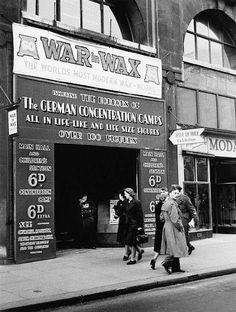 War In Wax London 1945. http://ift.tt/2xClc7M