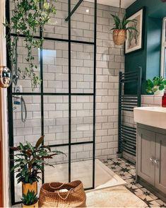 Bathroom Inspiration, Home Decor Inspiration, Decor Ideas, Dream Apartment, Bathroom Interior Design, Cozy House, Beautiful Homes, House Beautiful, New Homes