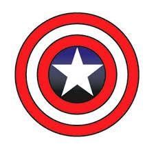captain america logo for shoes Superhero Villains, Superhero Logos, Logo Super Heros, America Dad, Captain America Logo, Avengers, Cartoon Tattoos, Famous Logos, Logo Sticker