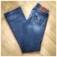 Lucky Jeans Lil' Carnival Lucky jeans. Lil' Carnival. Size 4/27. Lucky Brand Pants