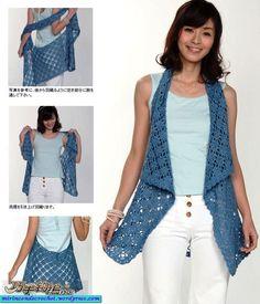 Muy …pero muy fácil….!!!!! « Mi Rincon de Crochet