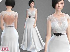 colores urbanos • Wedding Dress 10 RECOLOR 4 (Needs mesh) 25...