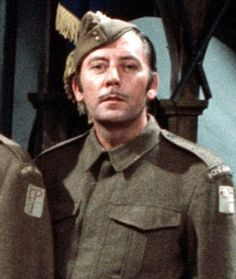 James Beck as Private Joe Walker in Dad's Army. James Beck, Dad's Army, Fictional Heroes, German Translation, Home Guard, Boys Are Stupid, Uk Tv, British Comedy, Celebs