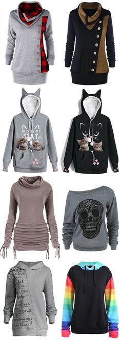 50% OFF Women's hoodie,Free Shipping Worldwide.Highly recommend it.#hoodie#women