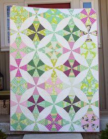 Hyacinth Quilt Designs: Kaleidoscope!