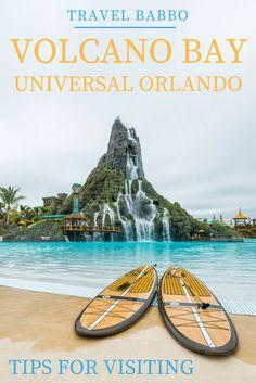 Volcano Bay at Universal Orlando Resort: What You Need to Know via @travelbabbo