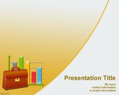 Business Analytics PowerPoint template is a free PPT template for business presentations