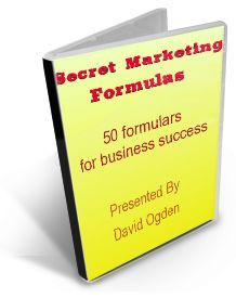 Free secret marketing formula ebook