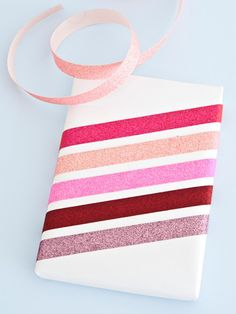 Stuff We Love - Glitter Washi Tape from Papermash | onefabday.com