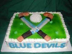 Resultado de imagen para field hockey cakes