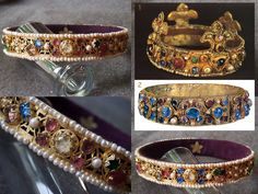 Image result for sca roman style coronet