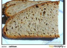 Žitný chleba recept - TopRecepty.cz Bread Recipes, Banana Bread, Desserts, Basket, Pineapple, Brot, Tailgate Desserts, Deserts, Postres