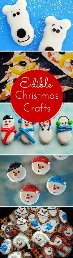 Yummy crafts for Christmas!