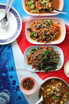 Thai jungle curry (gaeng pa แกงป่า)