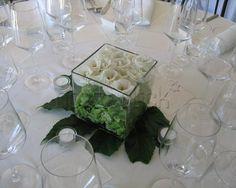 UNA PICCOLA SERRA COME CENTROTAVOLA a Fiorista Tonino #fiori #bouquet
