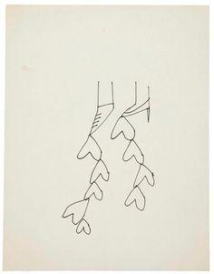 Hearts and Shoes, Andy Warhol, Circa 1956 #andywarhol