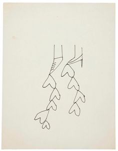 Hearts and Shoes, Andy Warhol, Circa 1956 #andywarhol