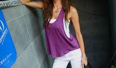 #purple #clothes