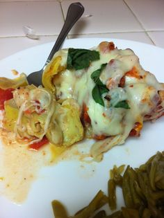 Life after having the Gastric Sleeve: Chicken, tomato, artichoke hearts