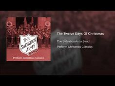 The Twelve Days Of Christmas Army Band, Twelve Days Of Christmas, Cards Against Humanity, Classic, Youtube, Derby, Classic Books, Youtubers, Youtube Movies