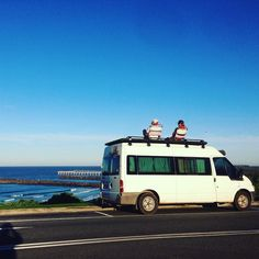 Check out our Surf clothing here! http://ift.tt/1T8lUJC Not a bad set up this mob got! They even got #fakegrass on #vans #roof.. #great #view anyway! #australia #dbah #advanture #tweedheads #roadtrip #surftrip #driving #road #eastcoast #qeensland #coast #oceanview #campervan #pacific #campers #travel #surflife #австралия #серфтрип #тихийокеан #кемпинг #океан #серфинг #природа #путешествие