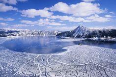 摩周湖 Lake Mashu