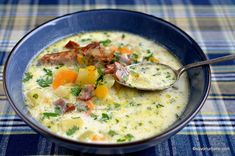 Real Food Recipes, Soup Recipes, Cooking Recipes, Yummy Food, Healthy Recipes, Cooking Tips, No Heat Lunch, Romanian Food, Food Menu