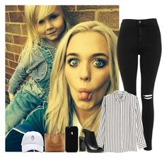 """""""Fun selfies w/ Lux and Lottie"""" by walking-in-the-wind ❤ liked on Polyvore featuring Topshop, Brunello Cucinelli, Michael Kors, Sole Society and MaggiesTopSets"""