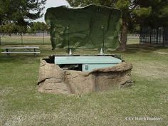 Boulder hatch- Atlas survival shelters. Luxurious and around 10k per person. THEY ARE AWESOME CHECK THIS OUT....