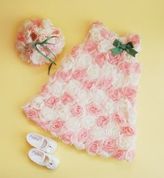 A little princess dressed in flowers for more event dresses for your little one check out www. Fairytale Dress, Event Dresses, Stylish Dresses, Little Princess, Dress For You, Couture, Summer Dresses, Check, Flowers