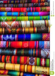 Traditional Textiles - Download From Over 45 Million High Quality Stock Photos, Images, Vectors. Sign up for FREE today. Image: 18501737