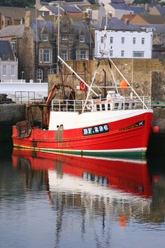 | Charisma | Berthed in Macduff harbour, Scotland