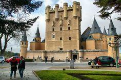 Horarios y precios entradas Alcázar Segovia   VIAJAR a MADRID
