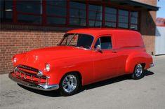 Chevrolet Delivery sedan