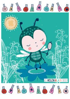 Bee! Helen Black Designs