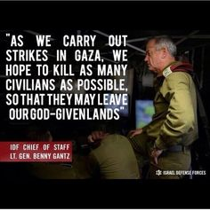 Another favourite technique of the Palestinian anti Israel lot.The unattributed and unprovable quote,which,of course,always reveals the evil Zionist killers in their true evil bloodstained colours. Elie Wiesel, Two Wrongs, Apartheid, United We Stand, Chief Of Staff, Stand Up, Israel, God, The Unit