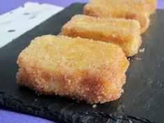 Las Recetas de Marichu.... y las mias: Leche Frita